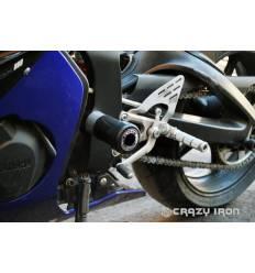 Слайдеры в ось маятника для Yamaha YZF-R6 2003-2005