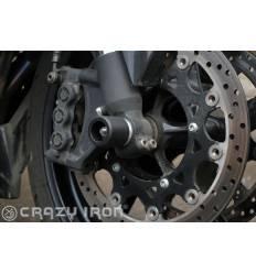 Слайдеры в ось переднего колеса для Yamaha YZF-R1 2004-2014