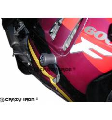 Слайдеры для Honda CBR600F 91-98 CRAZY IRON 1100